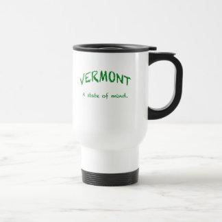 Vermont som din anpassningsbar 15 uns rostfritt stål resemugg