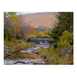 Vermont strömmer 7866 vykort