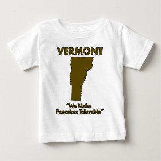 Vermont - vi gör pannkakor uthärdliga tshirts