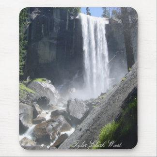 Vernal nedgångar Yosemite Kalifornien Musmatta