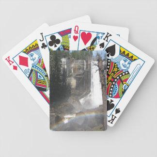 Vernal nedgångregnbåge - Yosemite Spelkort