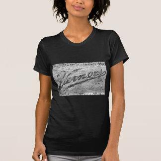 Vernors vägg Ann Arbor, Michigan T Shirt