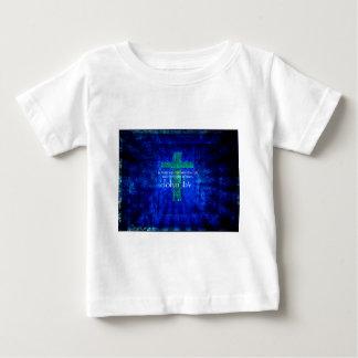 Verse för bibel för John 1:4 inspirera T-shirt