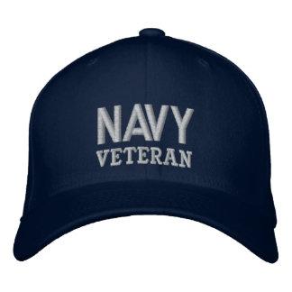 Vet för marinveteranmilitär kepor