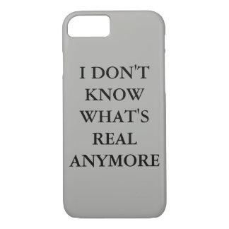 """""""Vet jag inte vad är det verkliga anymore"""" mobila"""