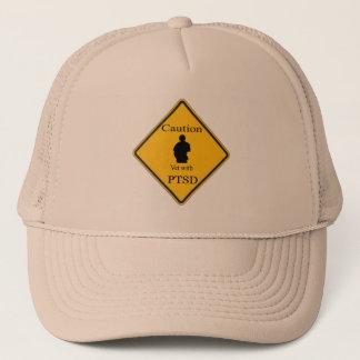 Vet med PTSD-hatten Keps