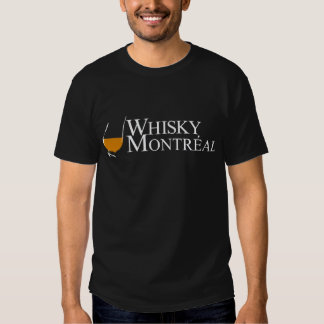 vêtementswhisky montreal t-shirts