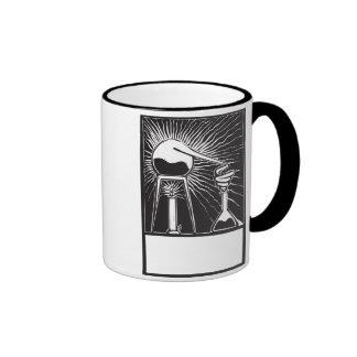 Vetenskap Kaffe Koppar