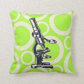 Vetenskapschic - mikroskop kudde