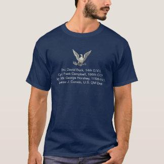 Veteran för Burk-Campbell familjinbördeskrig Tshirts
