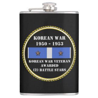 VETERAN FÖR KRIG FÖR 2 STRIDSTJÄRNOR KOREANSK