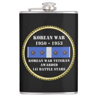 VETERAN FÖR KRIG FÖR 4 STRIDSTJÄRNOR KOREANSK