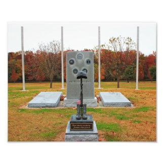 Veteran minnesmärke fotografi