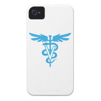 Veterinär- medicinsymbol iPhone 4 Case-Mate fodral