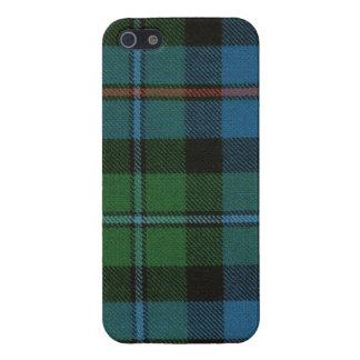 vett Campbell för iPhone 5 av Cawdor den forntida iPhone 5 Fodral