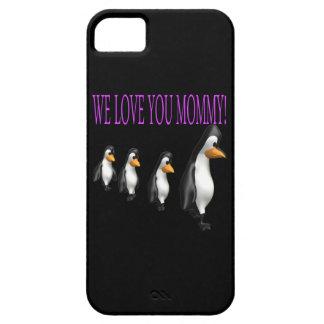 Vi älskar dig mammor iPhone 5 fodral