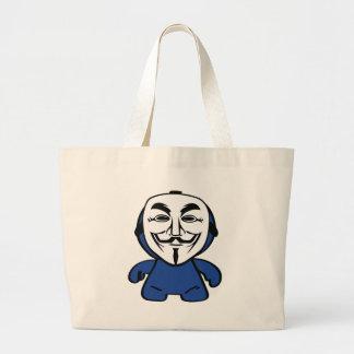 Vi är anonyma tote bags