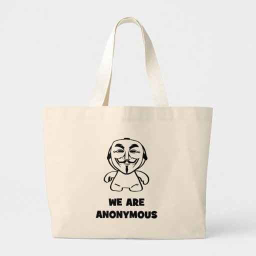 Vi är anonyma kasse