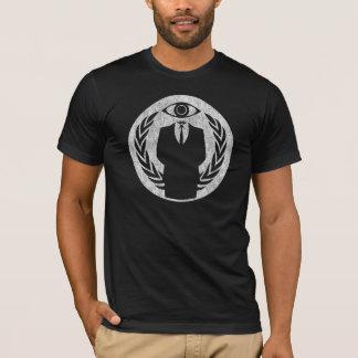 Vi är anonyma med ögat (vintage) tshirts