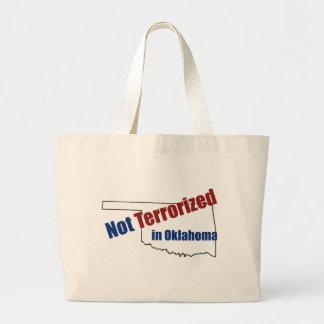Vi är inte den Terrorized boken hänger lös Jumbo Tygkasse