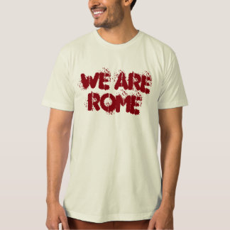 Vi är ROME T-shirt