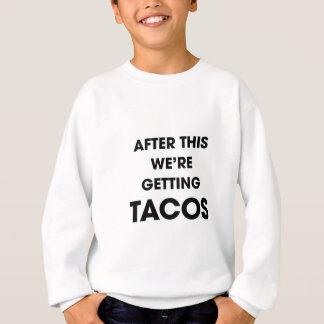 Vi får tacosen t-shirt