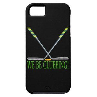 Vi klubbar iPhone 5 hud