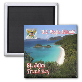 VI - Virgin Islands - St John stamfjärd