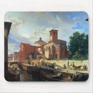 Via Fatabene Fratelli, Milan, 1830 Mus Matta