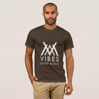 Vibes efter musik t-shirts