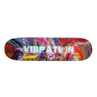 Vibration Skateboard Bräda 21,5 Cm