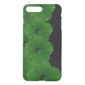 Vibrerande gröntblommor iPhone 7 plus skal