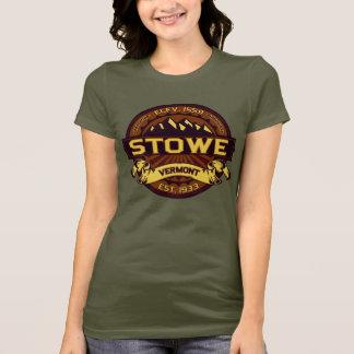 Vibrerande Stowe logotyp T Shirt