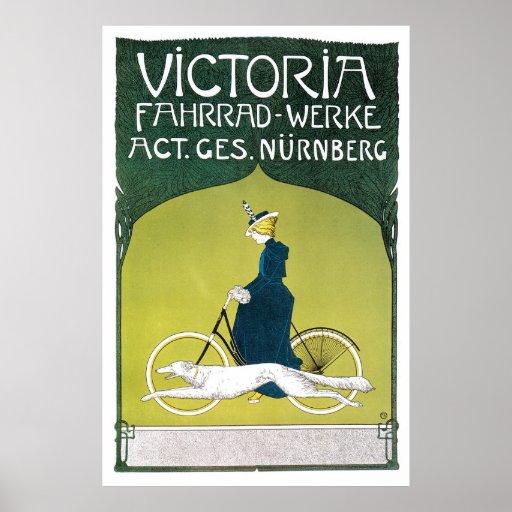 Victoria Affisch