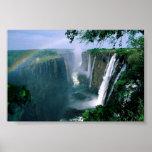 Victoria Falls zimbabwe Print