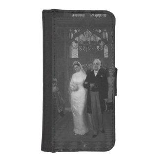 Victorianbrud Plånbok För Mobil