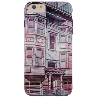VictorianEra för en stadsdrömMissionDistrict sfc Tough iPhone 6 Plus Fodral