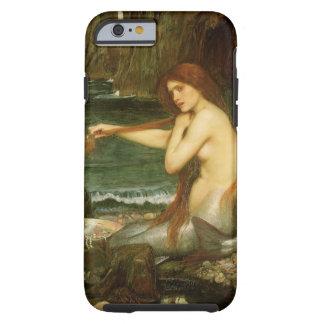 VictorianMythologykonst, sjöjungfru vid Tough iPhone 6 Fodral