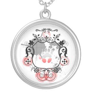 victorianwerewolf silverpläterat halsband