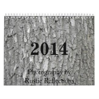 Vid flodkalendern 2014 kalender