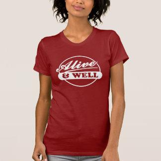 Vid liv och väl t-shirt