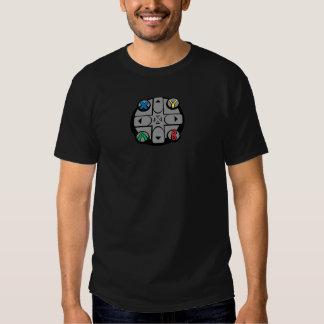 VideoGameOlogists logotypskjorta (centrera), T Shirts