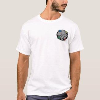 VideoGameOlogists logotypskjorta (tända), Tee Shirt