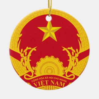 Vietnam* julgranprydnad julgransprydnad keramik