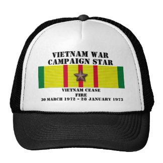 Vietnam vapenvilakampanj trucker keps