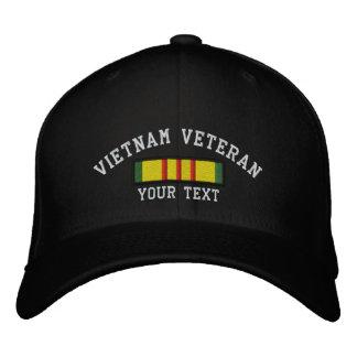Vietnam veteran broderad keps