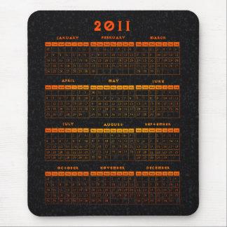 Viking 2011 kalender Mousepad Mus Matta
