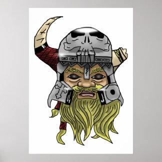 Viking Affisch