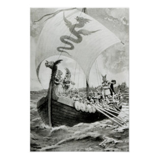 Viking anfallare posters