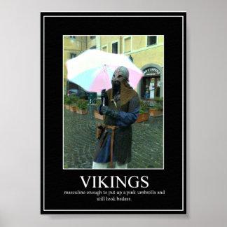 Viking De Motivational Poster